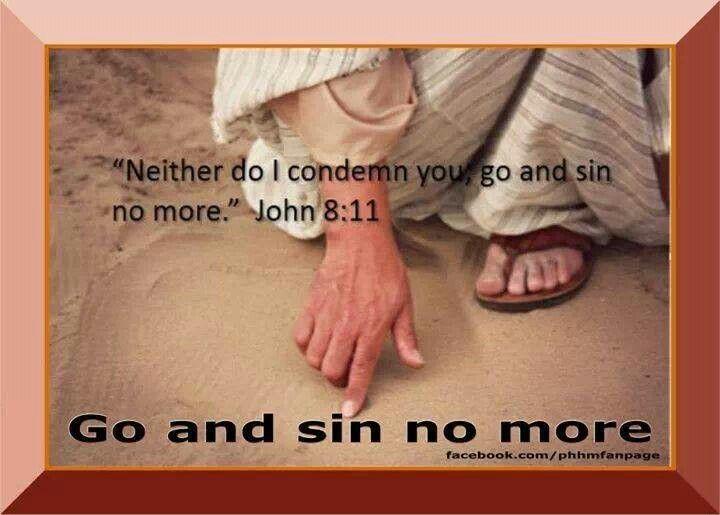 Kuvahaun tulos haulle jesus go and sin no more