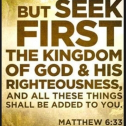 Seek-First-The-Kingdom-Of-God-And-His-Righteousness