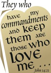 keep my commandments