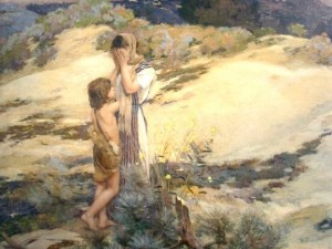 Hagar & Ishmael