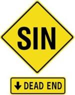 sin dead end