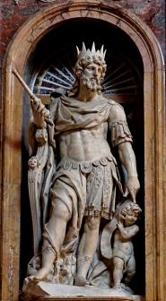 King David statue Maggiore