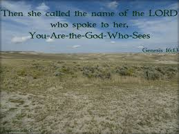 well of the God who sees