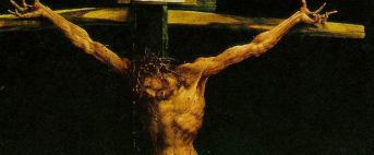 crucifixion upper body