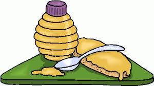 honey and manna