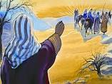 jacob sends sons to egypt