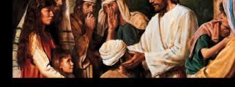 jesus healing on sabbath