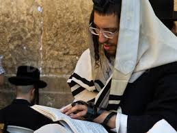 jew studying torah