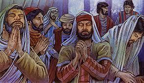 nehemiah's prayer