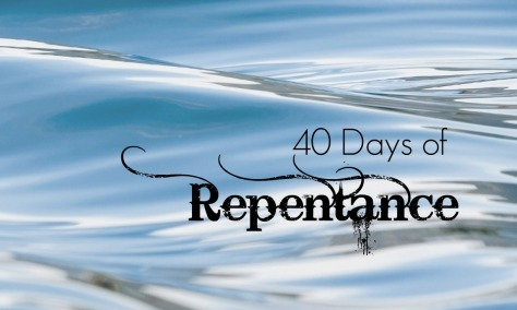 40 days of repentance byna website